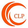 Orange circle with overlapping segments and the letters 'CLP' (indicating cleft lip and palate section)